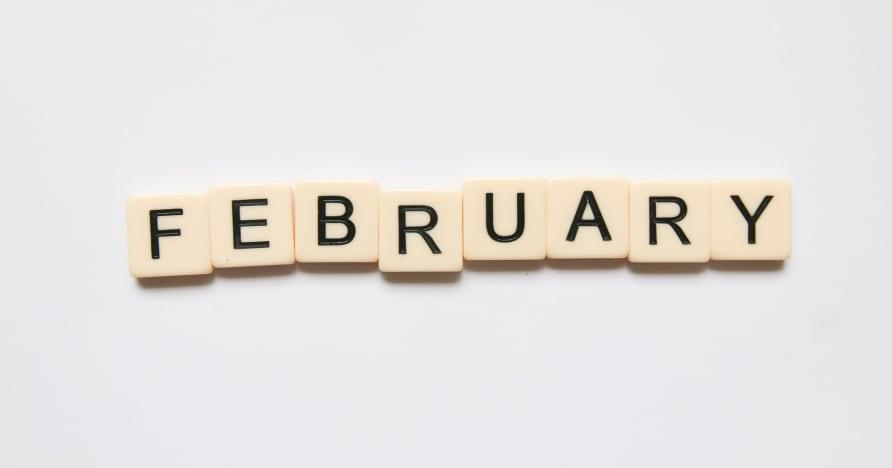 Microgaming lanza asombrosos 20 títulos nuevos en febrero