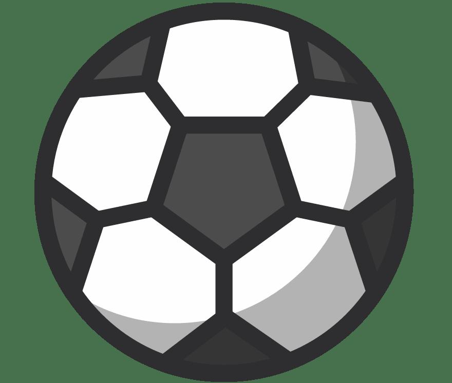 Los 33 mejores sitios de Casino de Apuestas de fútbol en línea en Argentina