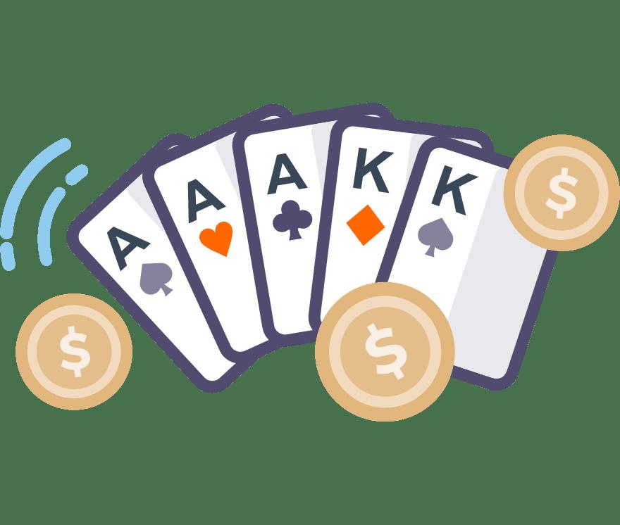 Los 101 mejores sitios de Casino de Póker en línea en Argentina