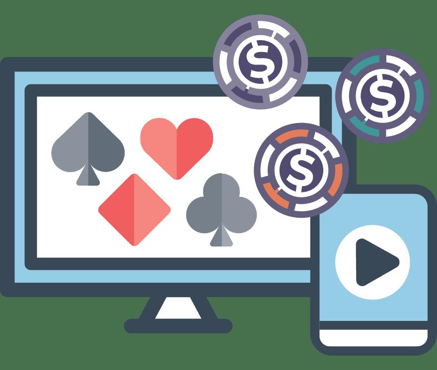 Los 75 mejores sitios de Casino de Vídeo póker en línea en Argentina