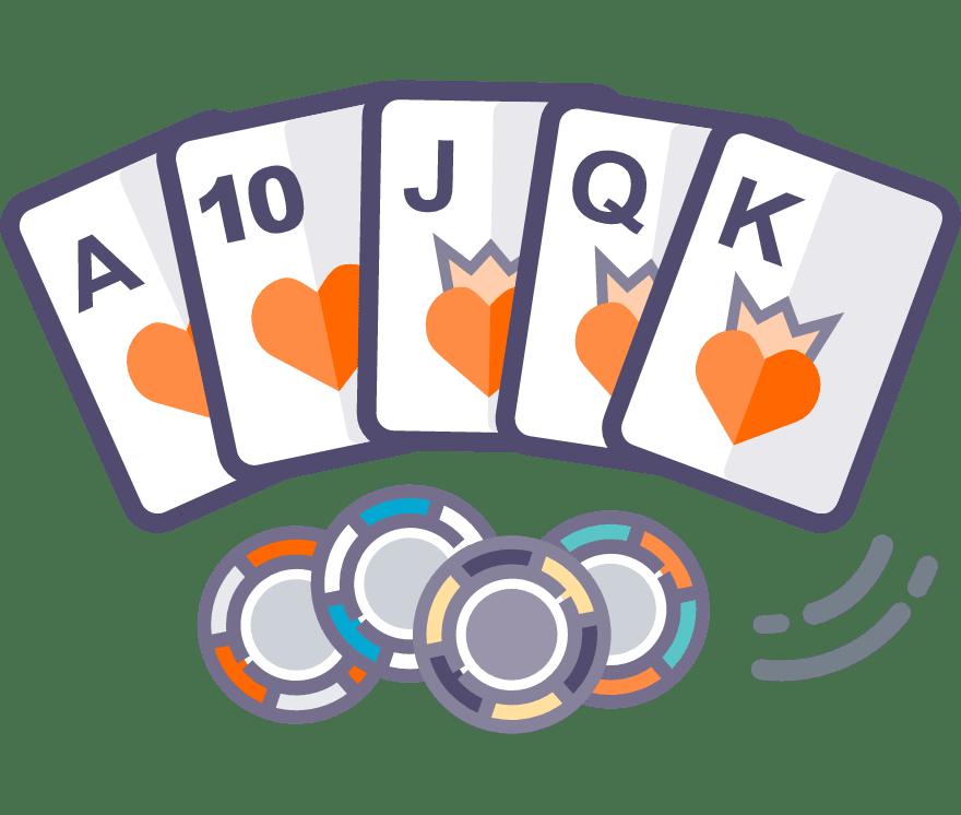 Los 47 mejores sitios de Casino de Texas Holdem en línea en Argentina