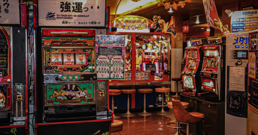 Las tragamonedas con jackpot más entretenidas para probar en 2021